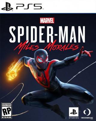 Постер Marvel's Spider-Man: Miles Morales